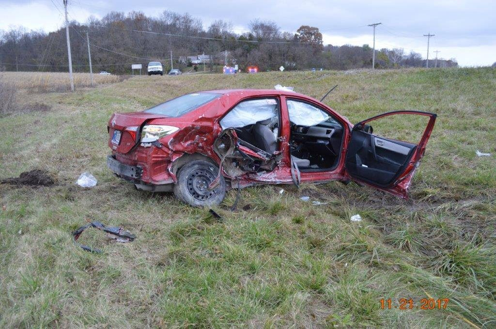 Your News Local Four Injured In Miami County Crash